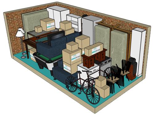 Self Storage Pretoria North Storage Units Amp Sizes Available